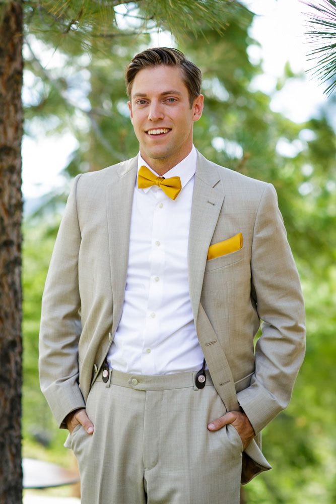 8-Groom Dressed
