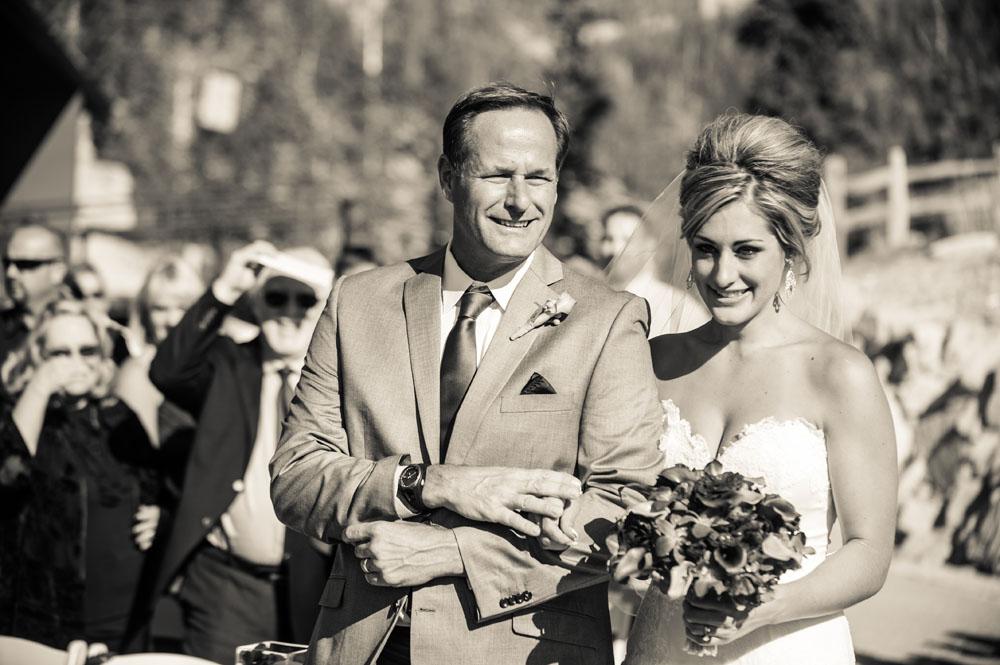 9 Father & Bride