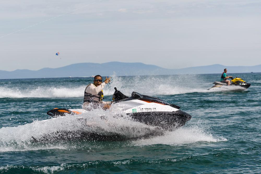 Lake Tahoe Jet Skiing